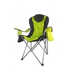 Кресло кемпинговое складное с подстаканником и отделением для хранения RK-0108